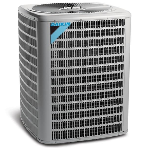 5 Ton 13 SEER Daikin Commercial Central Heat Pump Condenser - 3 Phase - 480v