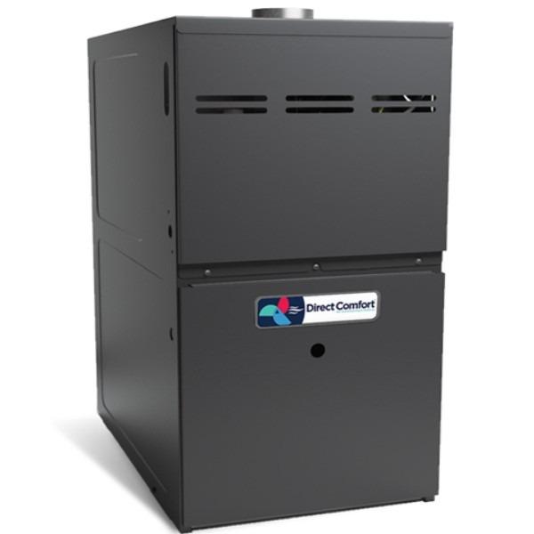 60k BTU 80% AFUE Multi Speed 2 Stage Direct Comfort Gas