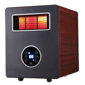 1500 Watt Comfort Glow Advanced PTC Ceramic Comfort Furnace Air Filtration