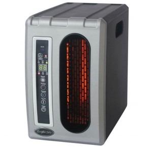 1500 Watt Comfort Glow Compact Infrared Quartz Comfort Furnace