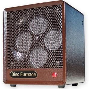 1500 Watt Comfort Glow Original Brown Box Ceramic Disc Heater