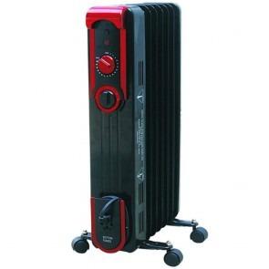 1500 Watt Comfort Glow Portable Oil Filled Radiator Heater