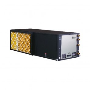 2.5 Ton 24.9 EER ClimateMaster Tranquility 20 Geothermal Heat Pump Horizontal Package Unit - Back Discharge