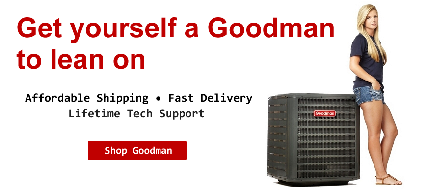 Shop Goodman HVAC